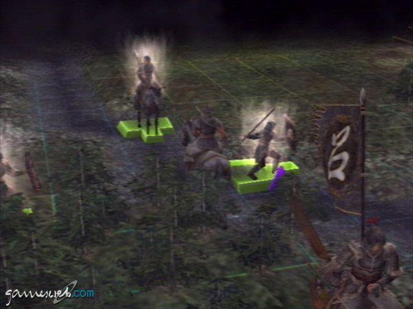 Dynasty Tactics - Screenshots - Bild 16