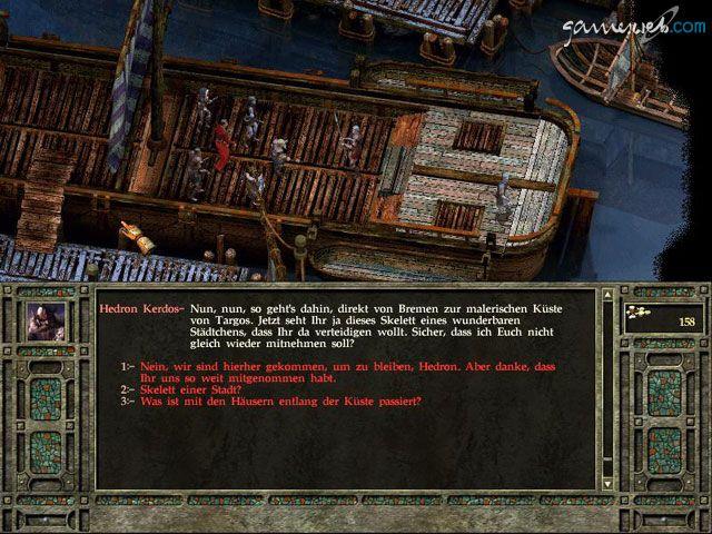 Icewind Dale II - Screenshots - Bild 9