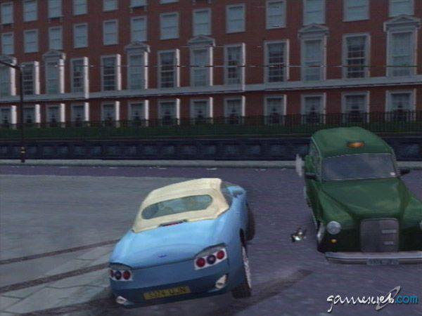 The Getaway - Screenshots - Bild 11