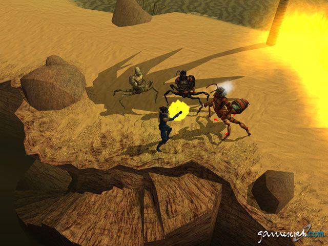 Neverwinter Nights: Shadows of Undrentide  Archiv - Screenshots - Bild 7
