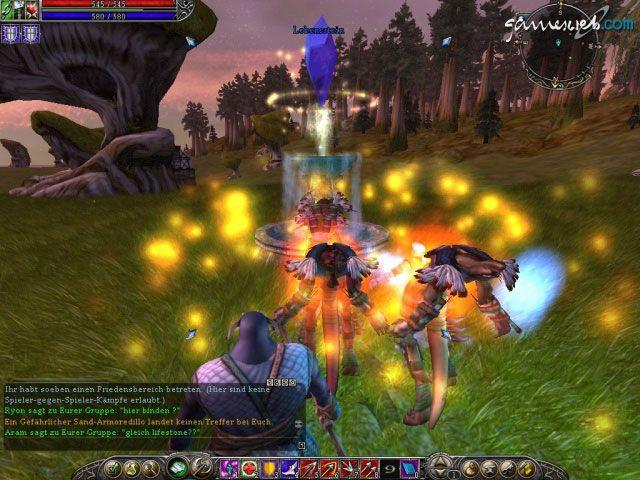 Asheron's Call 2 - Screenshots - Bild 4