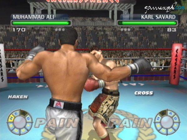 Knockout Kings 2003 - Screenshots - Bild 3