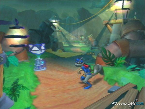 Sly Raccoon - Screenshots - Bild 4