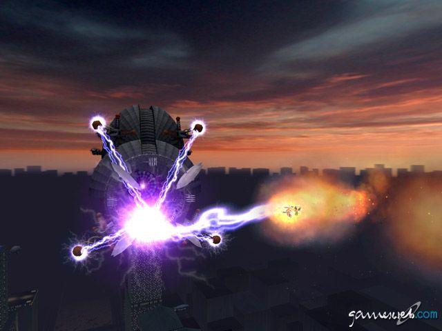 Crimson Skies: High Road to Revenge  Archiv - Screenshots - Bild 9