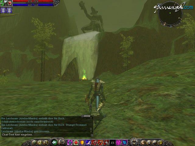 Asheron's Call 2 - Screenshots - Bild 9