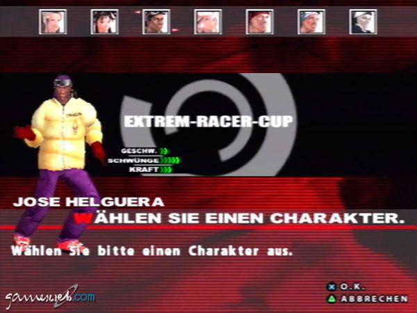 Alpine Racer 3 - Screenshots - Bild 5
