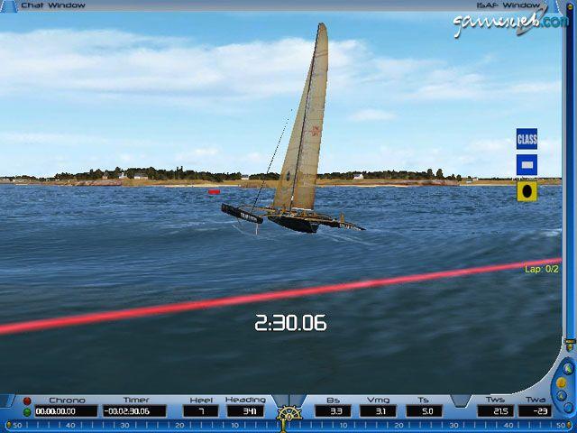 Virtual Skipper 2 - Screenshots - Bild 10