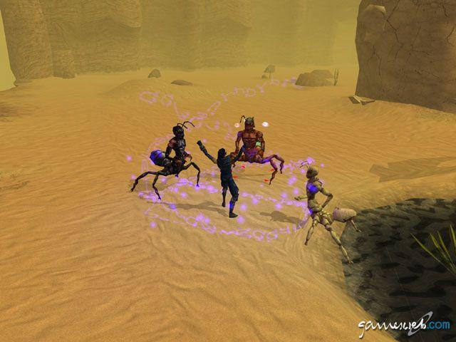 Neverwinter Nights: Shadows of Undrentide  Archiv - Screenshots - Bild 5