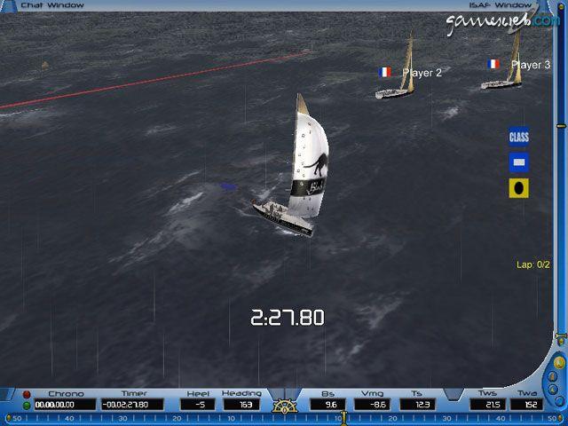 Virtual Skipper 2 - Screenshots - Bild 15