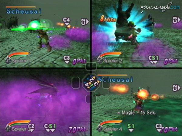 Mystic Heroes - Screenshots - Bild 16