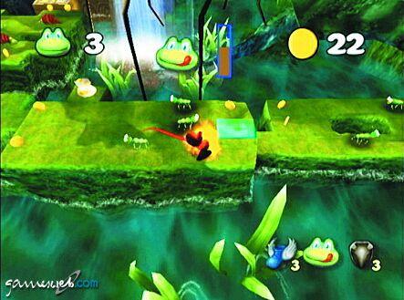 Frogger Beyond  Archiv - Screenshots - Bild 3