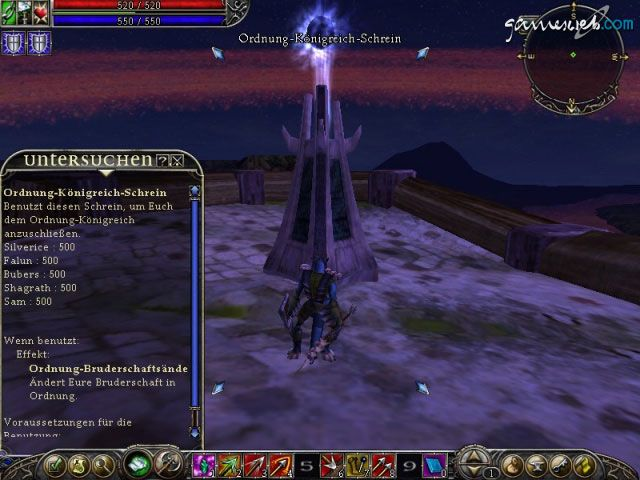 Asheron's Call 2 - Screenshots - Bild 10