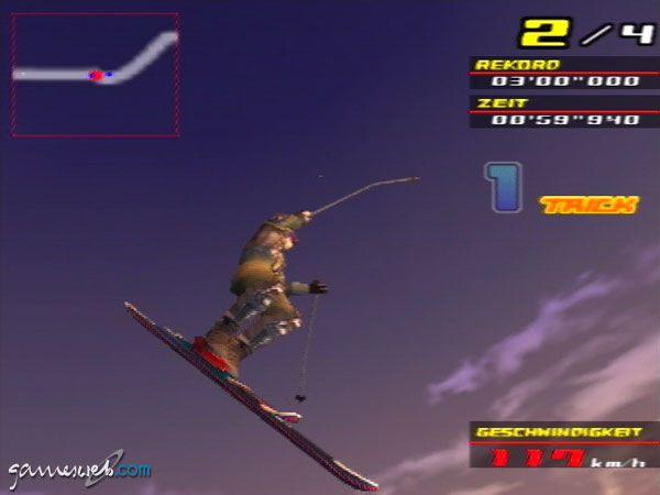 Alpine Racer 3 - Screenshots - Bild 15