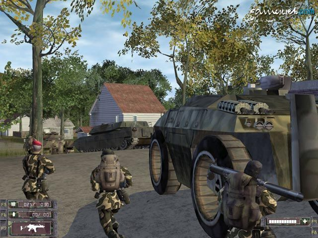 Söldner: Secret Wars  Archiv - Screenshots - Bild 94