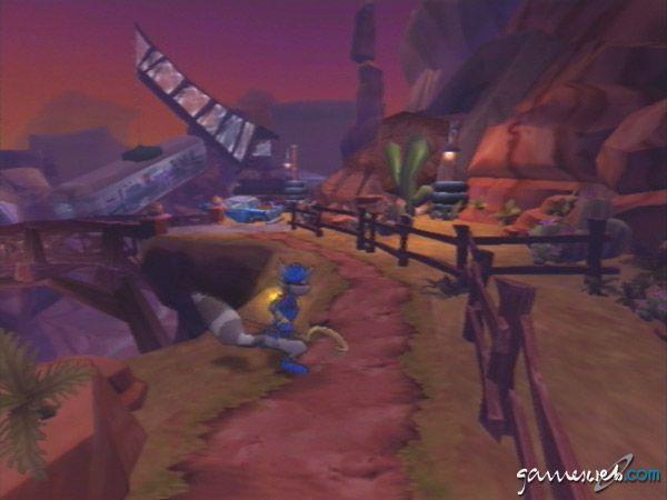 Sly Raccoon - Screenshots - Bild 6