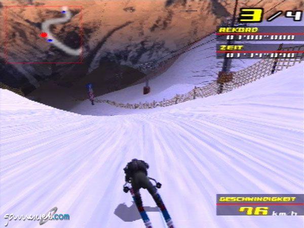 Alpine Racer 3 - Screenshots - Bild 17