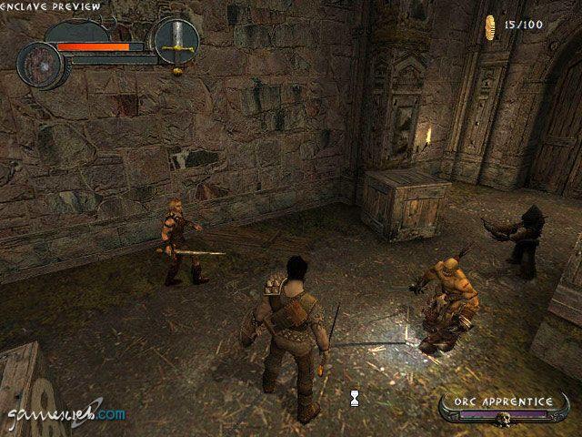 Enclave - Screenshots - Bild 10