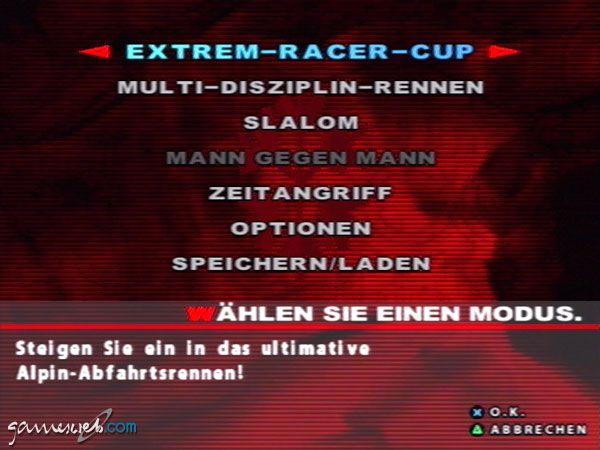 Alpine Racer 3 - Screenshots - Bild 3