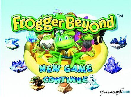 Frogger Beyond  Archiv - Screenshots - Bild 2