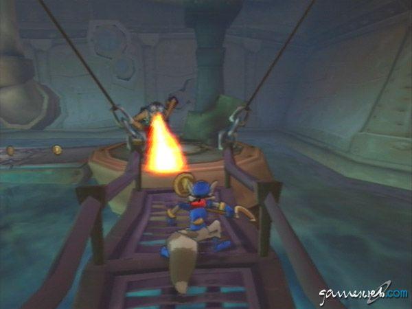 Sly Raccoon - Screenshots - Bild 17