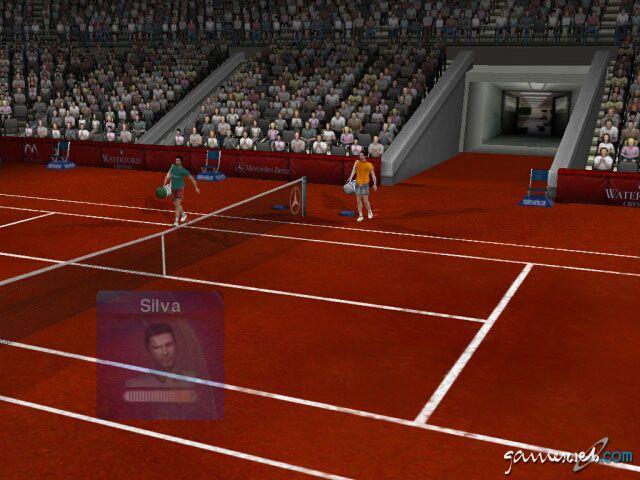 Tennis Masters Series 2003 - Screenshots - Bild 11