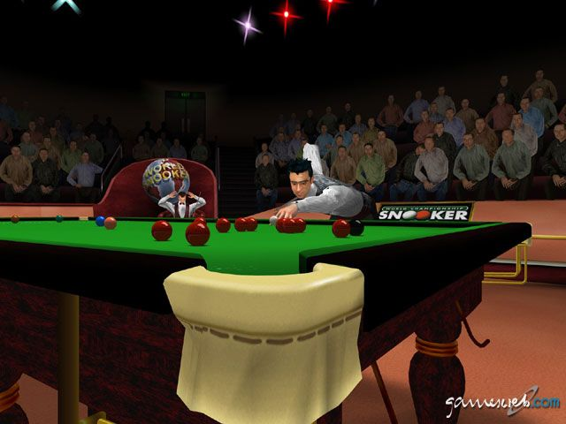 World Championship Snooker 2003  Archiv - Screenshots - Bild 4