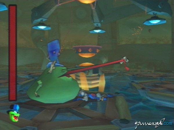 Sly Raccoon - Screenshots - Bild 8