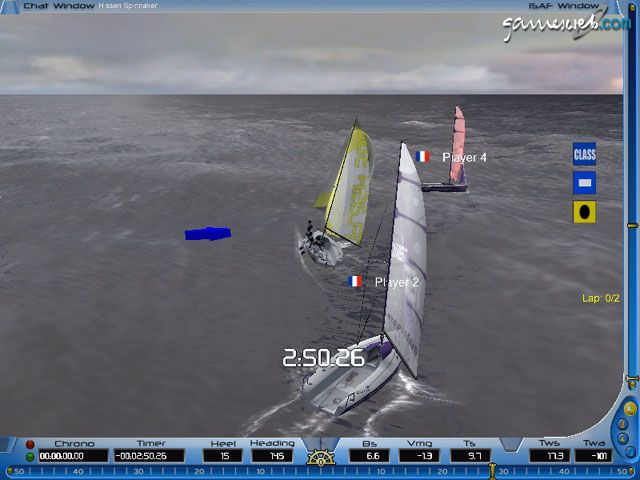 Virtual Skipper 2 - Screenshots - Bild 19