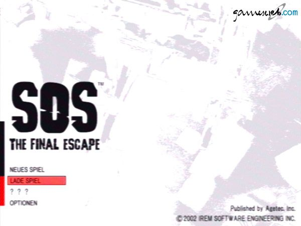 SOS: The Final Escape - Screenshots - Bild 19