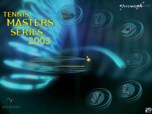 Tennis Masters Series 2003 - Screenshots - Bild 6