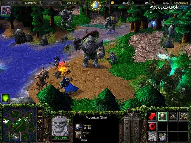 Warcraft III: The Frozen Throne  Archiv - Screenshots - Bild 14