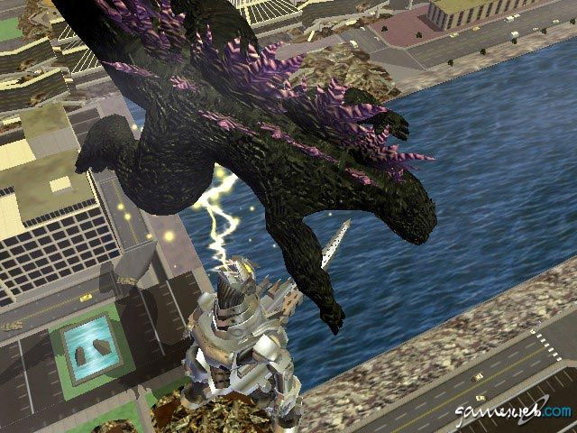 Godzilla: Destroy All Monsters Melee  Archiv - Screenshots - Bild 17