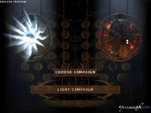 Enclave - Screenshots - Bild 3