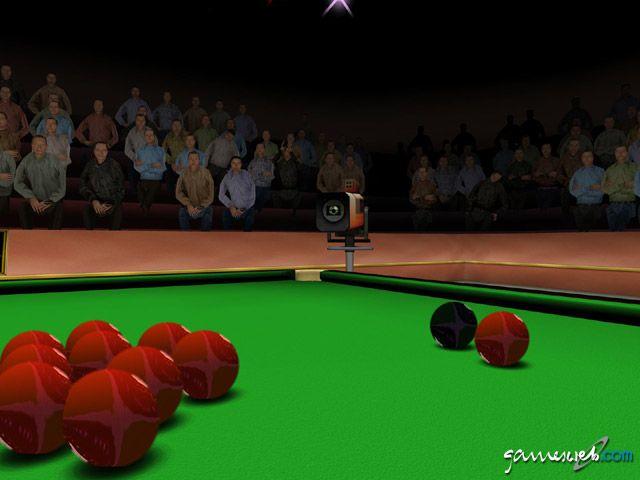 World Championship Snooker 2003  Archiv - Screenshots - Bild 7