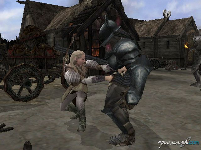 Lord of the Rings: The Two Towers  Archiv - Screenshots - Bild 38