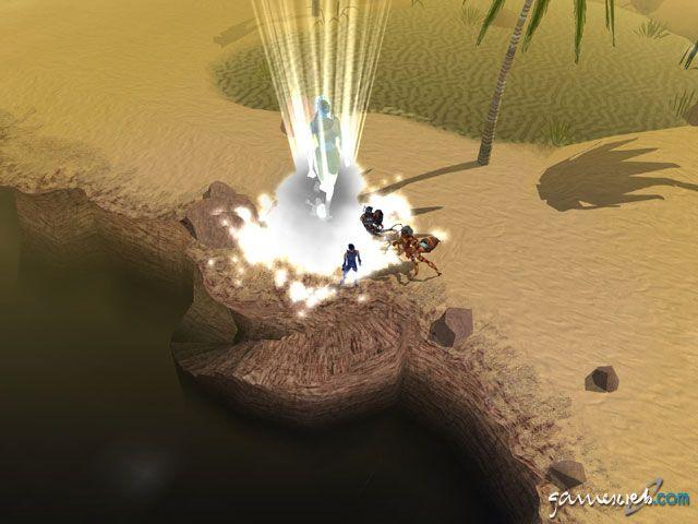 Neverwinter Nights: Shadows of Undrentide  Archiv - Screenshots - Bild 8
