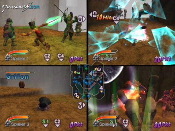 Mystic Heroes - Screenshots - Bild 4