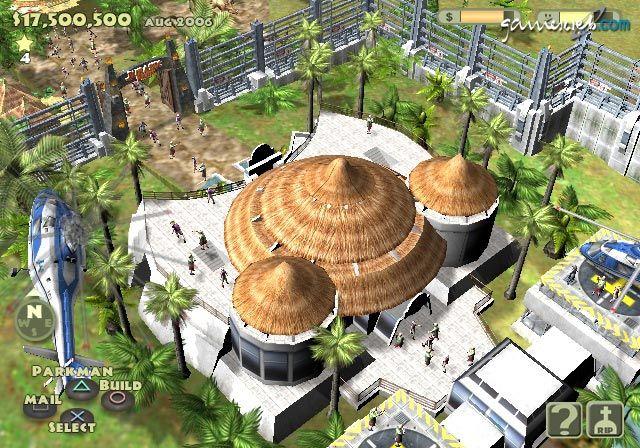 Jurassic Park: Operation Genesis - Screenshots - Bild 4