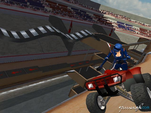 ATV: Quad Power Racing 2  Archiv - Screenshots - Bild 28