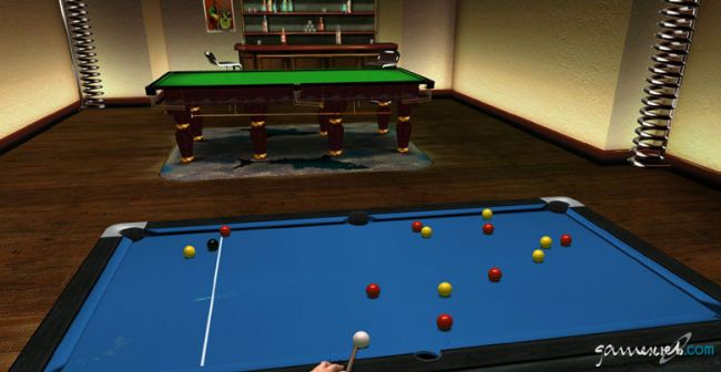 World Championship Snooker 2003  Archiv - Screenshots - Bild 10