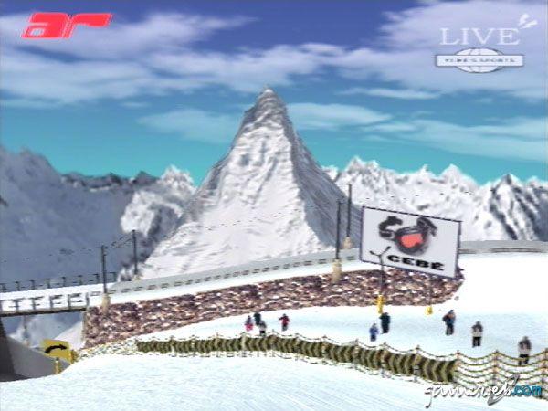 Alpine Racer 3 - Screenshots - Bild 4