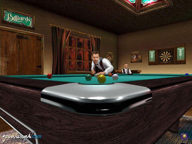 World Championship Snooker 2003  Archiv - Screenshots - Bild 2