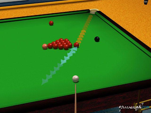 World Championship Snooker 2003  Archiv - Screenshots - Bild 8
