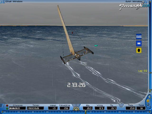 Virtual Skipper 2 - Screenshots - Bild 8