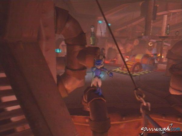 Sly Raccoon - Screenshots - Bild 11