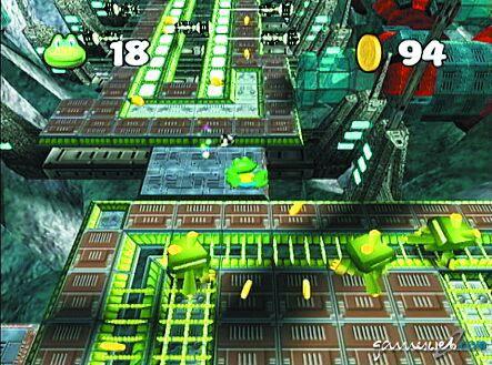 Frogger Beyond  Archiv - Screenshots - Bild 4