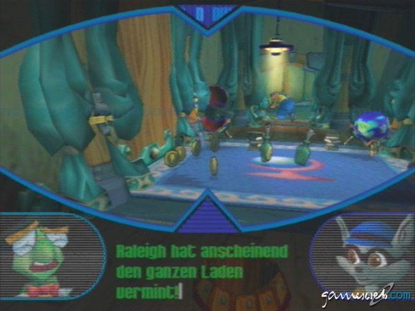 Sly Raccoon - Screenshots - Bild 10