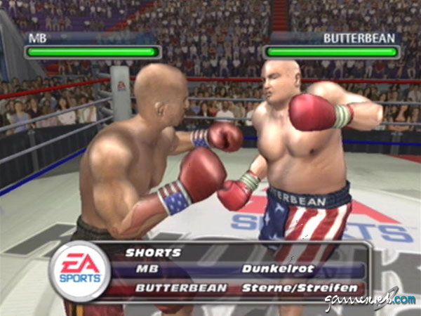 Knockout Kings 2003 - Screenshots - Bild 15