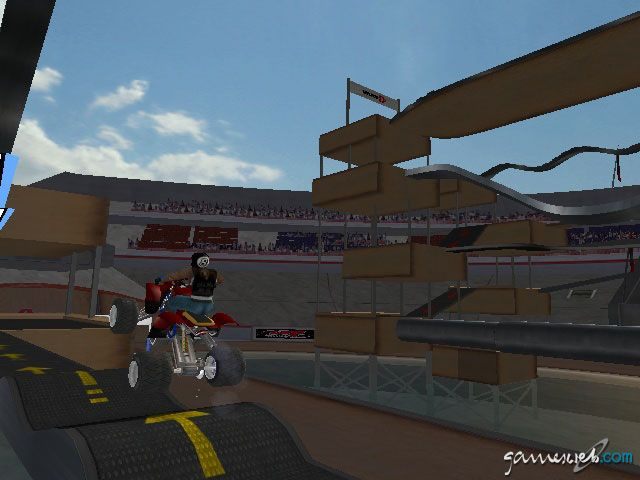 ATV: Quad Power Racing 2  Archiv - Screenshots - Bild 4