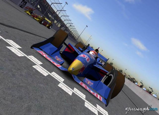IndyCar Series  Archiv - Screenshots - Bild 11